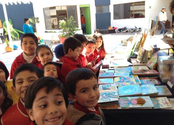 Feria del Libro 2013